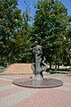 Poltava Pushkina Str. 56 Memorial Complex in Honour of Policemen 01 (YDS 6606).jpg
