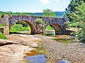 Pont romain sur le ruisseau des Mourgues.JPG