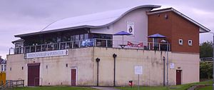 Pontyclun RFC - Pontyclun RFC club house