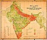 Colonial India (1911)