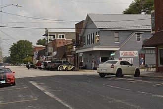 Port Byron, Illinois - Image: Port Byron Illinois Street Scene