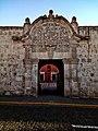 Portada de la Casa del Moral, Arequipa.jpg