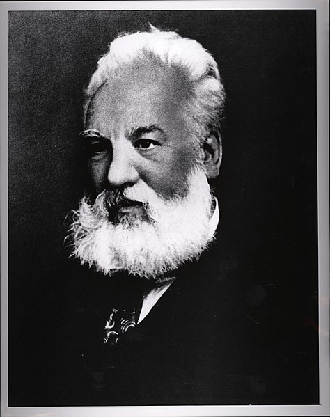 File:Portrait of Alexander Graham Bell.jpg