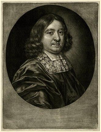 John Egerton, 2nd Earl of Bridgewater - The Earl of Bridgewater