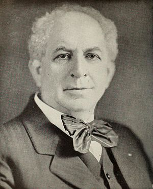 Julius Kahn (congressman) - Image: Portrait of Julius Kahn