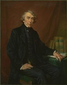 Portrait de Roger Brooke Taney.