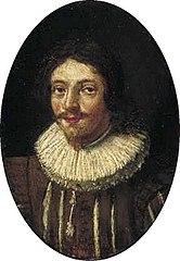 Portrait of a Member of the Versijden Family, probably Gerrit Jansz. Versijden