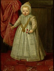 Portrait of a Boy, possibly Louis of Nassau, later Lord of Beverweerd, De Leck, Odijk and Lekkerkerk, Illegitimate Son of Maurice, Prince of Orange, and Margaretha van Mechelen