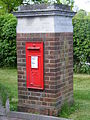 Post Box, Hunnington , Halesowen. May 2009 - Flickr - sludgegulper.jpg