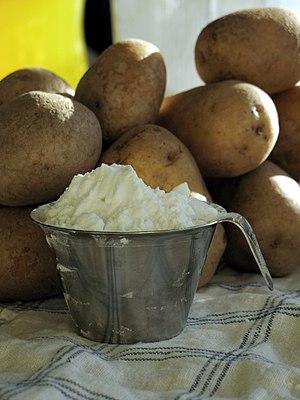 Potato starch - Potato starch