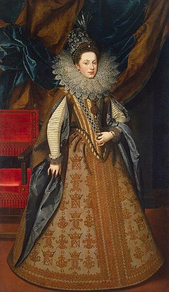 Margarita de Saboya.