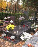 Lápida de Władysław Szpilman