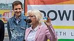 Präsentation Paradetruck Jugend gegen AIDS zur ColognePride 2018 am Köln Bonn Airport-7210.jpg