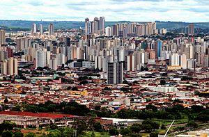 Ribeirão Preto - Image: Prédios em Ribeirão Preto SP