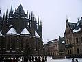 Pražský hrad, Náměstí U Svatého Jiří 02.jpg