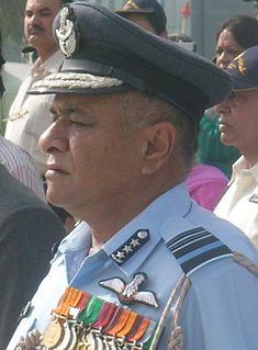 Pradeep Vasant Naik Chief of the Air Staff of the Indian Air Force, 2009-2011