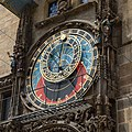 Prag, Altstädter Rathaus, Astronomische Uhr -- 2019 -- 6591.jpg