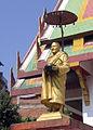 Pragyananda statue.jpg