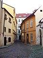 Praha, Staré Město, Boršov, k ulici Karoliny Světlé.jpg