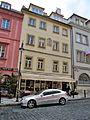 Praha, dům U Tří žaludů.jpg