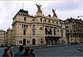 Praha Namesti Miru Vinohradske Divadlo Neorenaissance.jpg