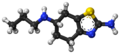 Pramipexole ball-and-stick model.png
