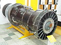 Pratt & Whitney JT3C (1953) used in Boeing 707 and Douglas DC8 at Flugausstellung Hermeskeil, pic3.JPG