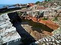 Prawie pusty zbiornik wody pitnej - Christianso - panoramio.jpg