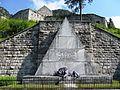 Predil Pass - Austrian monument.JPG