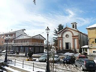 Predosa Comune in Piedmont, Italy