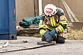 Preemraff firefighters training in Grötö industrial area 6.jpg