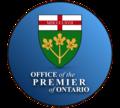 Premier of Ontario logo.png