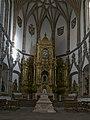 Presbiterio de la iglesia del Convento de la Anunciación (Salamanca).jpg