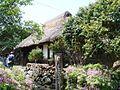 Preserved traditional residence, Izu Oshima, Tokyo, Japan.JPG