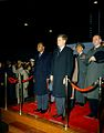 President John F. Kennedy Attends Arrival Ceremonies for Osagyefo Dr. Kwame Nkrumah, President of the Republic of Ghana (JFKWHP-KN-C17281).jpg