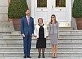 Presidenta Bachelet se reunió con Su Majestad el Rey de España Felipe VI.jpg