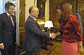 Presidenta Cristina Fernandez y Yukiya Amano.jpg