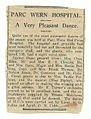 Press cutting - Parc Wern Hospital Dance (6214870013).jpg