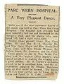 Press cutting - Parc Wern Hospital Dance (6214870013).jpg