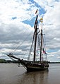 Pride of Baltimore II on the Chester River 2011.jpg