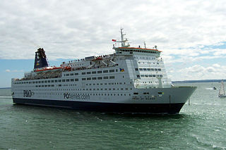 ship that combines the features of a cruise ship with a Ro-Pax ferry