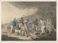 Print made by John Raphael Smith, 1752–1812, British, The Slave Trade, 1791.tif