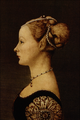 Profile of a Woman - Antonio Pollaiuolo.png
