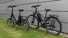 420a44674d9 Prophete e-bikes with motorization by AEG