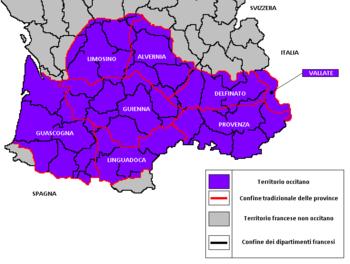 Regioni occitane