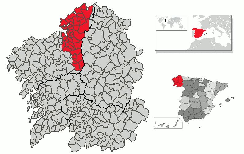 Provincia Betanzos