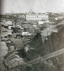 220px Puerto Rosario 1868 - Rosario