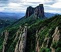 Pujiang-Xian hua shan-China-浙江仙华山少女峰 - panoramio.jpg