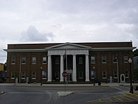 Pulaski County Kentucky courthouse