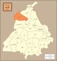 Punjab India Dist Amritsar.png